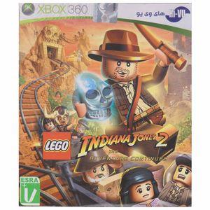 بازی LEGO Indiana Jones مخصوص ایکس باکس 360
