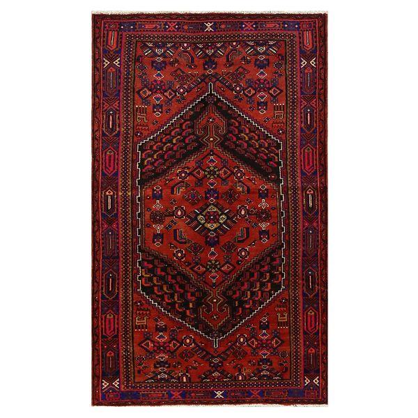 فرش دستبافت قدیمی سه متری کد 145247