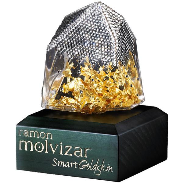 ادو پرفیوم رامون مولویزار مدل Smart Goldskin Luxury حجم 75 میلی لیتر