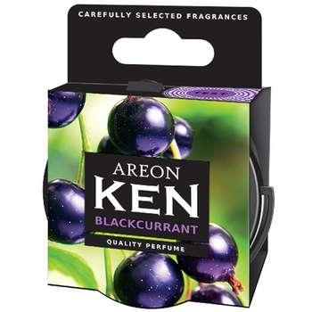 خوشبو کننده خودرو  آرئون مدل Ken با رایحه Black Currant