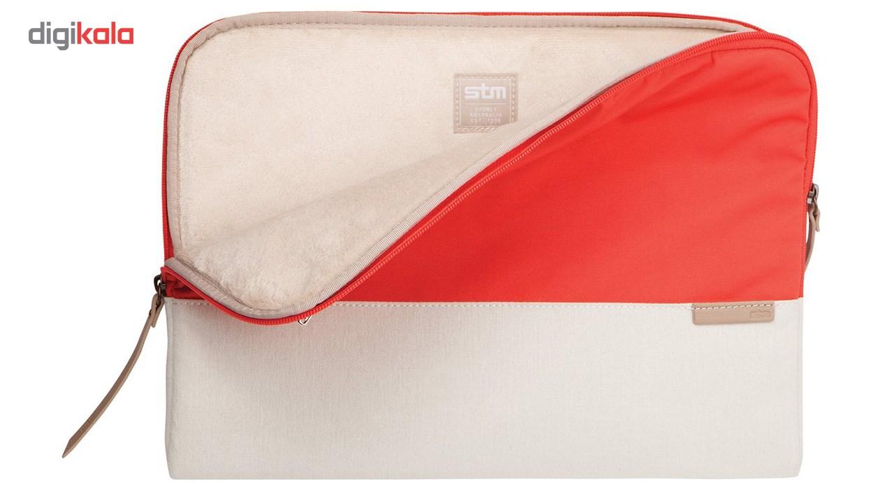 کاور اس تی ام مدل Grace مناسب برای مک بوک 12 اینچی و مک بوک ایر 11 اینچی