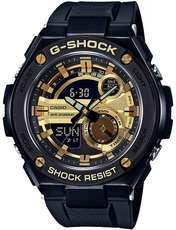 ساعت مچی عقربه ای مردانه کاسیو جی شاک مدل GST-210B-1A9 -  - 1