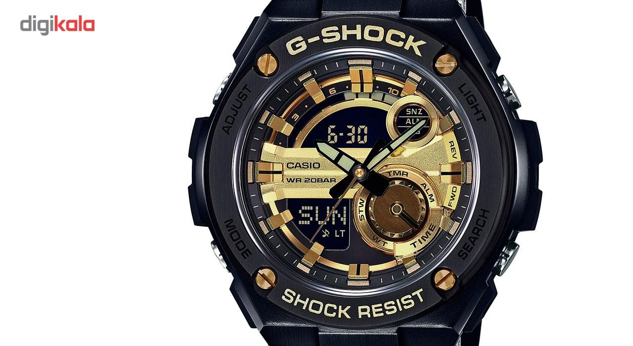 ساعت  کاسیو جی شاک مدل GST-210B-1A9