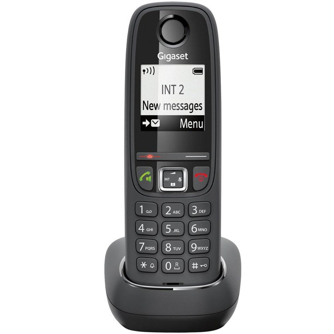 تلفن بی سیم گیگاست مدل AS405