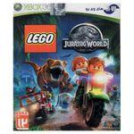 بازی Lego Jurassic World مخصوص ایکس باکس 360 thumb