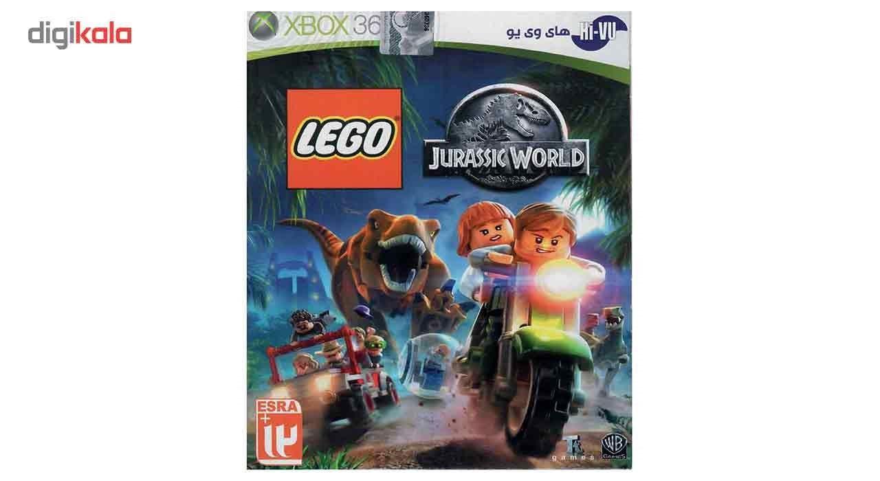 بازی Lego Jurassic World مخصوص ایکس باکس 360 main 1 1