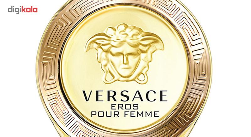 ادو تویلت زنانه ورساچه مدل Eros Pour Femme حجم 100 میلی لیتر