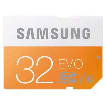 کارت حافظه SDHC سامسونگ مدل Evo کلاس 10 استاندارد UHS-I U1 سرعت 48MBps ظرفیت 32 گیگابایت