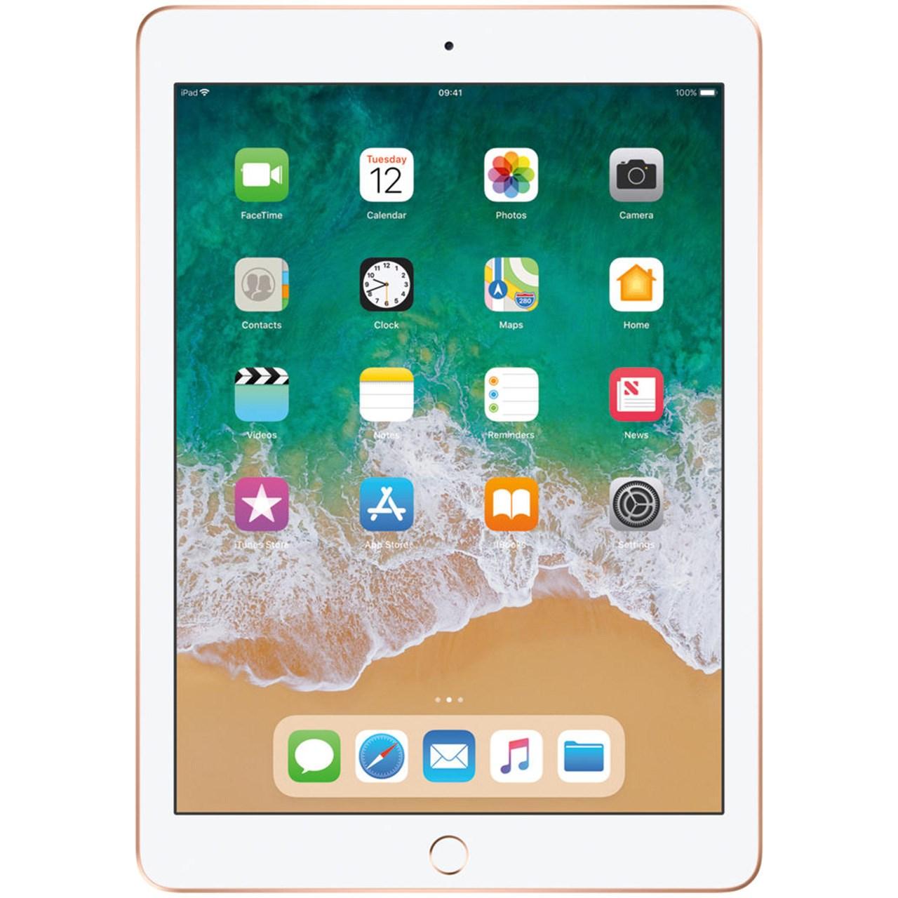 تبلت اپل مدل iPad 9.7 inch (2018) 4G ظرفیت 32 گیگابایت