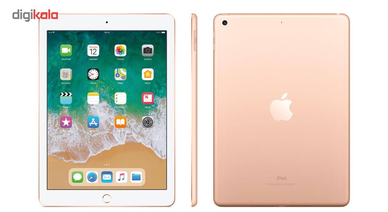 تبلت اپل مدل iPad 9.7 inch (2018) 4G ظرفیت 32 گیگابایت main 1 3