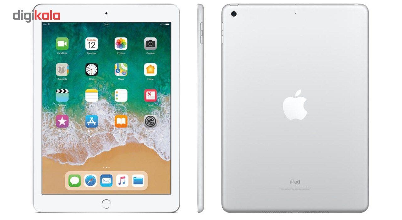 تبلت اپل مدل iPad 9.7 inch (2018) 4G ظرفیت 32 گیگابایت main 1 5