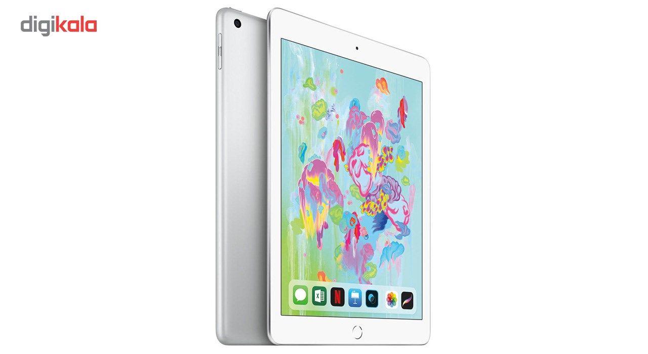 تبلت اپل مدل iPad 9.7 inch (2018) 4G ظرفیت 32 گیگابایت main 1 6