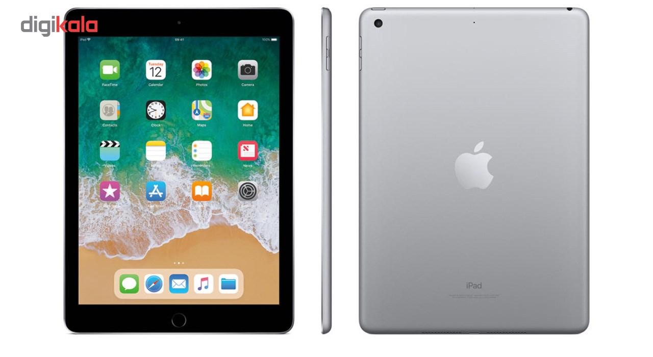 تبلت اپل مدل iPad 9.7 inch (2018) 4G ظرفیت 32 گیگابایت main 1 8