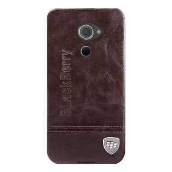 کاور بلک بری مدل چرمی مناسب برای گوشی موبایل بلک بری DTEK60
