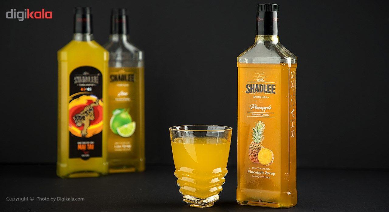شربت آناناس شادلی حجم  600 میلی لیتر main 1 1