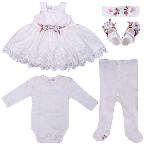 ست لباس نوزادی میلانو مدل 17003