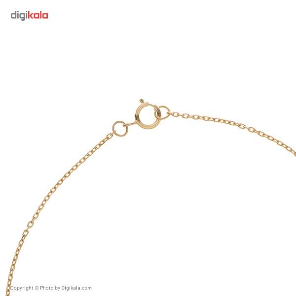 گردنبند طلا 18 عیار ماهک مدل MM0343 - مایا ماهک -  - 1