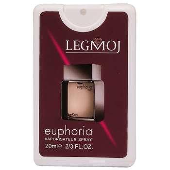 عطر جیبی مردانه لگموج مدل Euphoria حجم 20 میلی لیتر