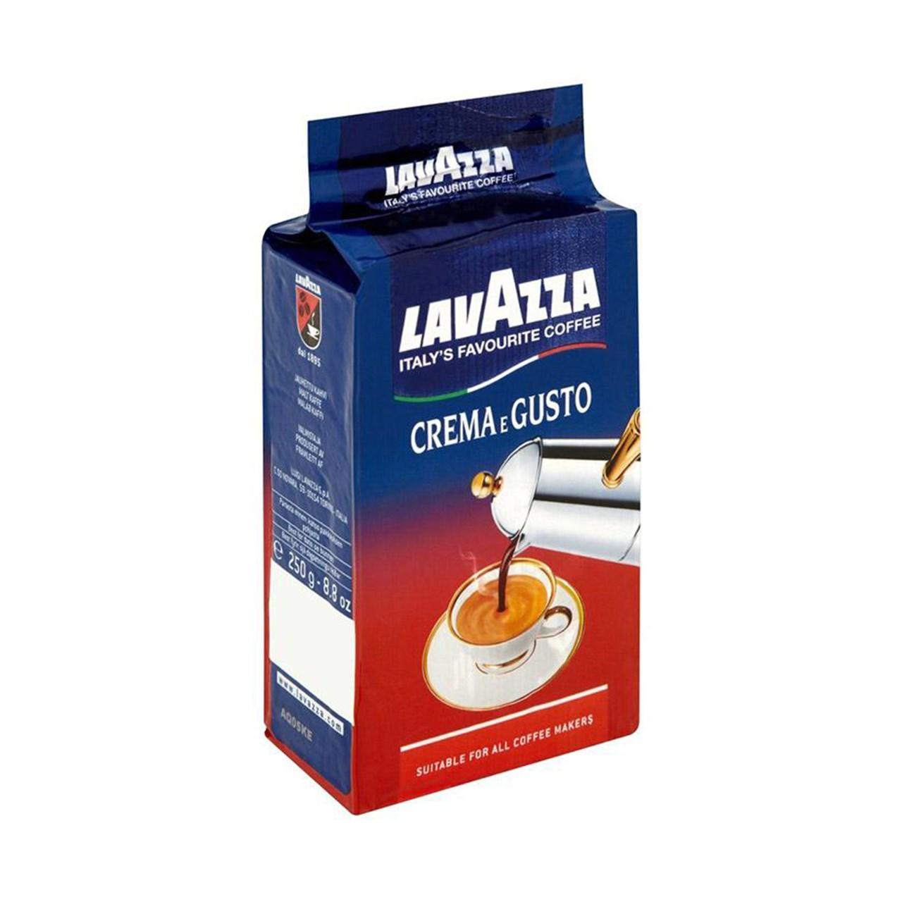 بسته قهوه لاواتزا مدل Crema e Gusto