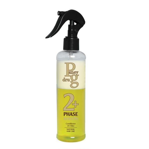 اسپری کراتینه پانی دراگ  دوفاز مخصوص موهای رنگ شده مدل 21025