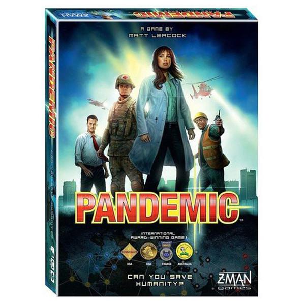 بازی رومیزی زدمن گیمز مدل Pandemic