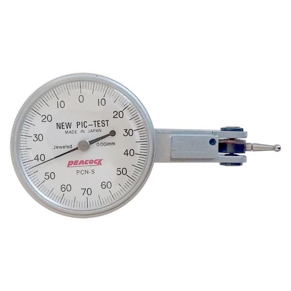 ساعت اندیکاتور پیکاک کد PCNS گستره 0.14 -0 میلیمتر