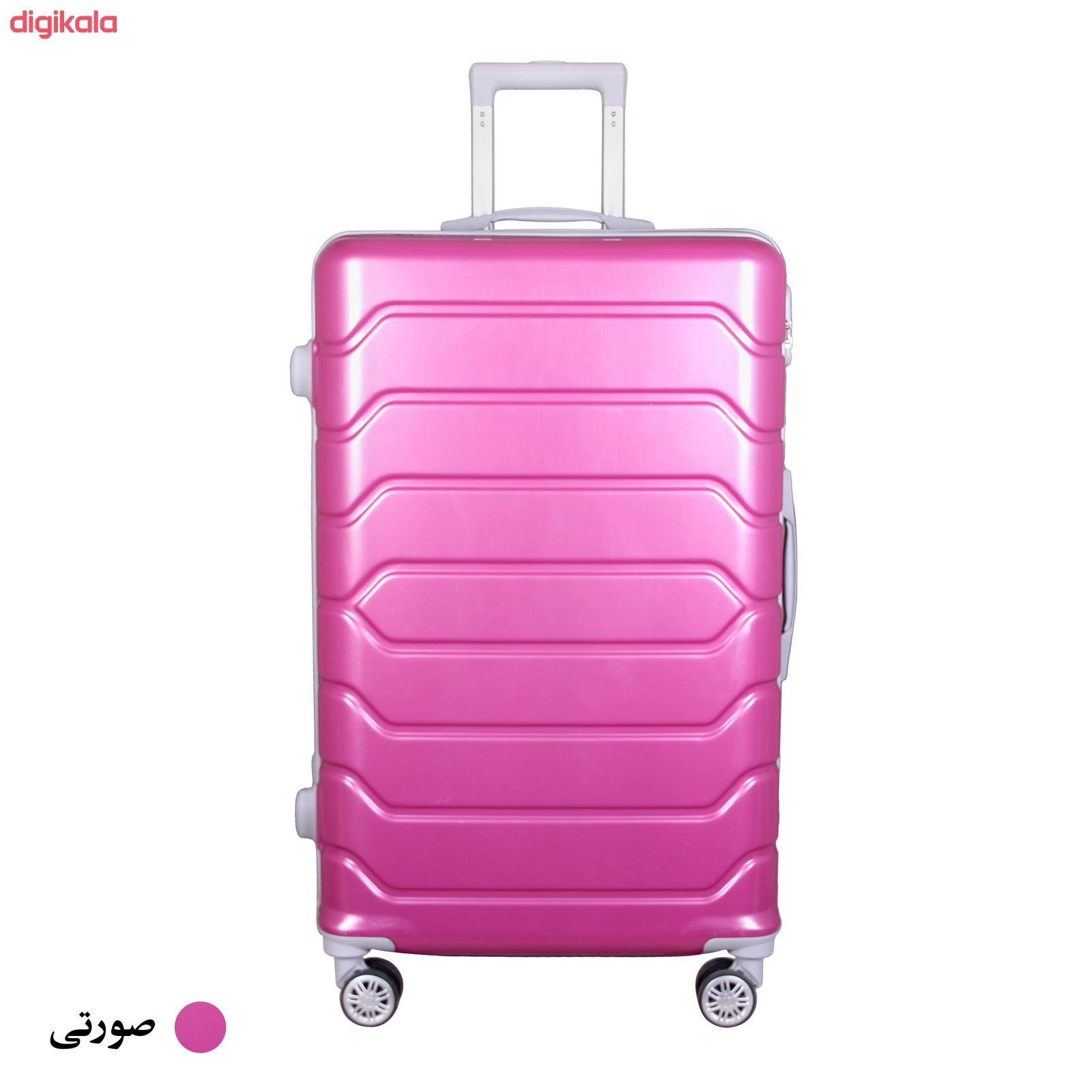 مجموعه سه عددی چمدان مدل 10021 main 1 16