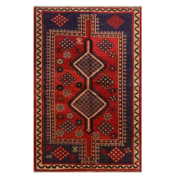 فرش دستبافت قدیمی سه و نیم متری کد 149212