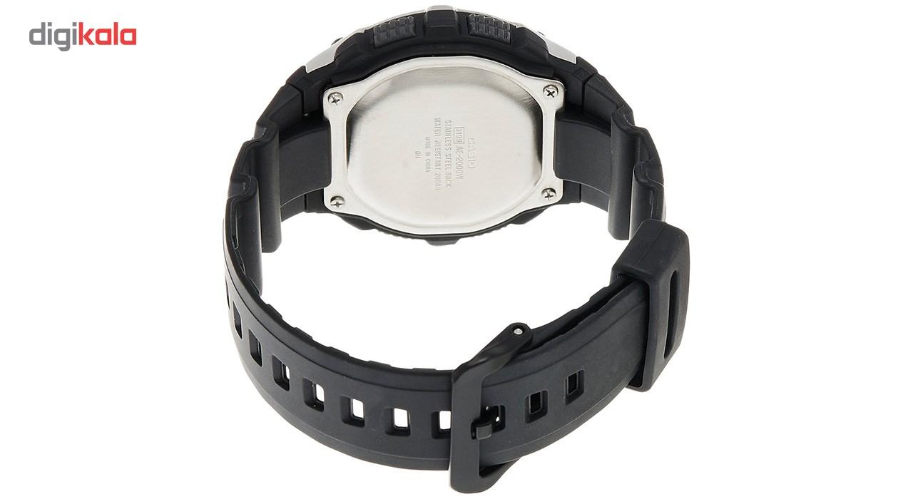 ساعت مچی دیجیتال مردانه کاسیو مدل AE-2000W-1AVDF             قیمت