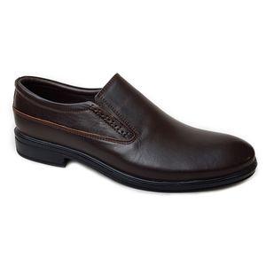 کفش مردانه چرم طبیعی دیاکو مدلMSL-KERAL-K-BROWN