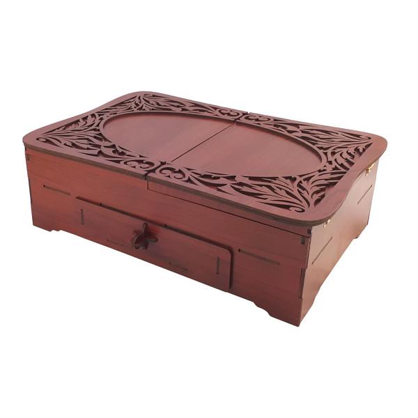 جعبه چای کیسه ای مدلBT 109