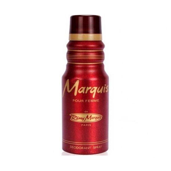 اسپری زنانه رمی مارکوس مدل Marquis حجم 175 میلی لیتر
