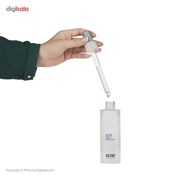 سرم تقویت کننده مو گلینت مدل Active Ginkgo Energeticum حجم 100 میلی لیتر