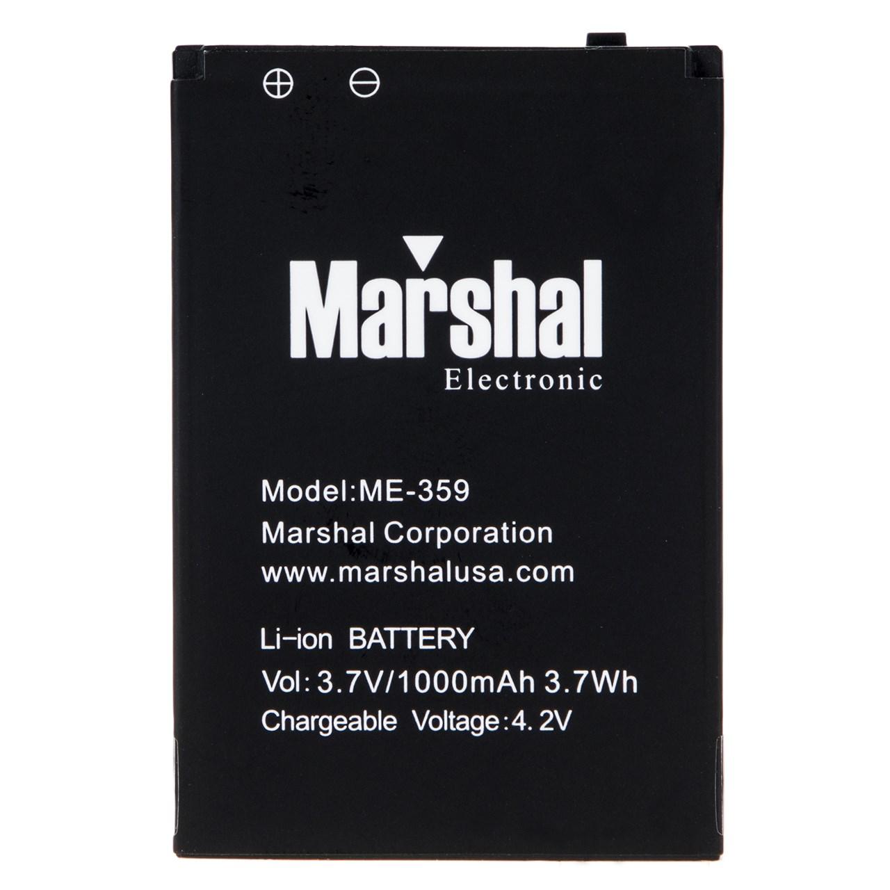 باتری مارشال مدل ME-359 با ظرفیت 1000mAh مناسب برای گوشی موبایل ME-359