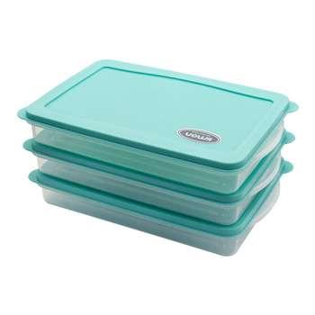 ظروف پلاستیکی نگه دارنده لیمون مدل Ml01