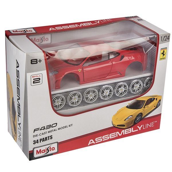 ساختنی مایستو مدل Ferrari F430