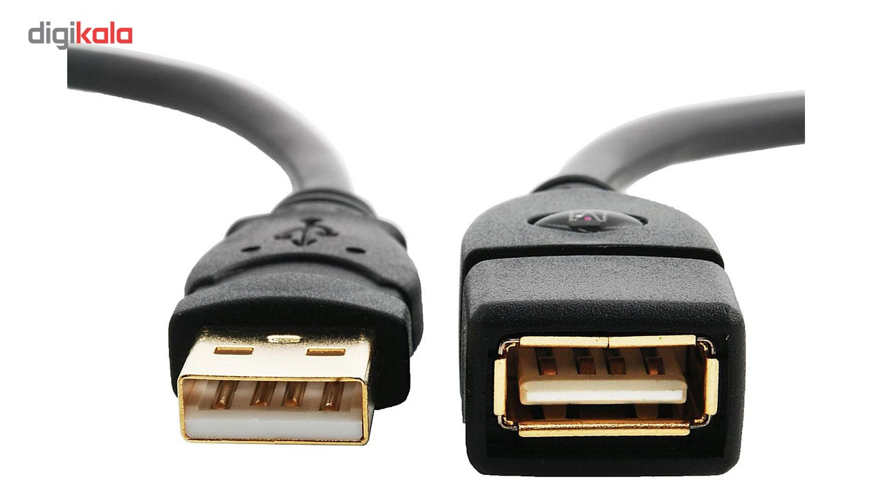 کابل افزایش طول USB 2.0 مدلST-EX2 به طول 3 متر