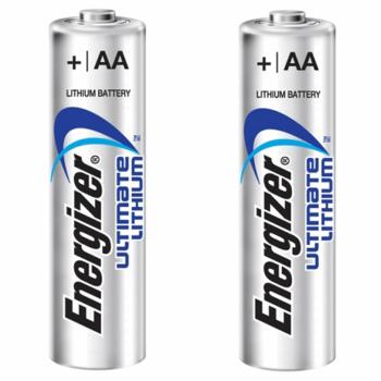باتری  قلمی انرجایزر مدل Ultimate Lithium بسته 2 عددی