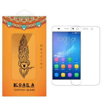 محافظ صفحه نمایش شیشه ای کوالا مدل Tempered مناسب برای گوشی موبایل هوآوی Honor 4X