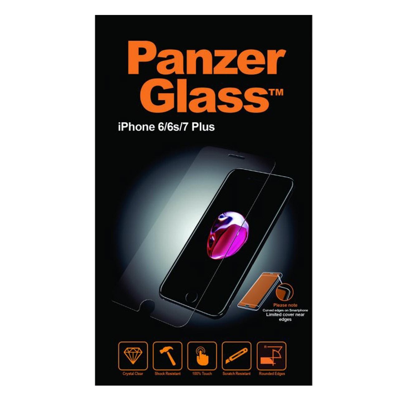 محافظ صفحه نمایش پنزر گلس مناسب Iphone 6/6S/7 PLUS