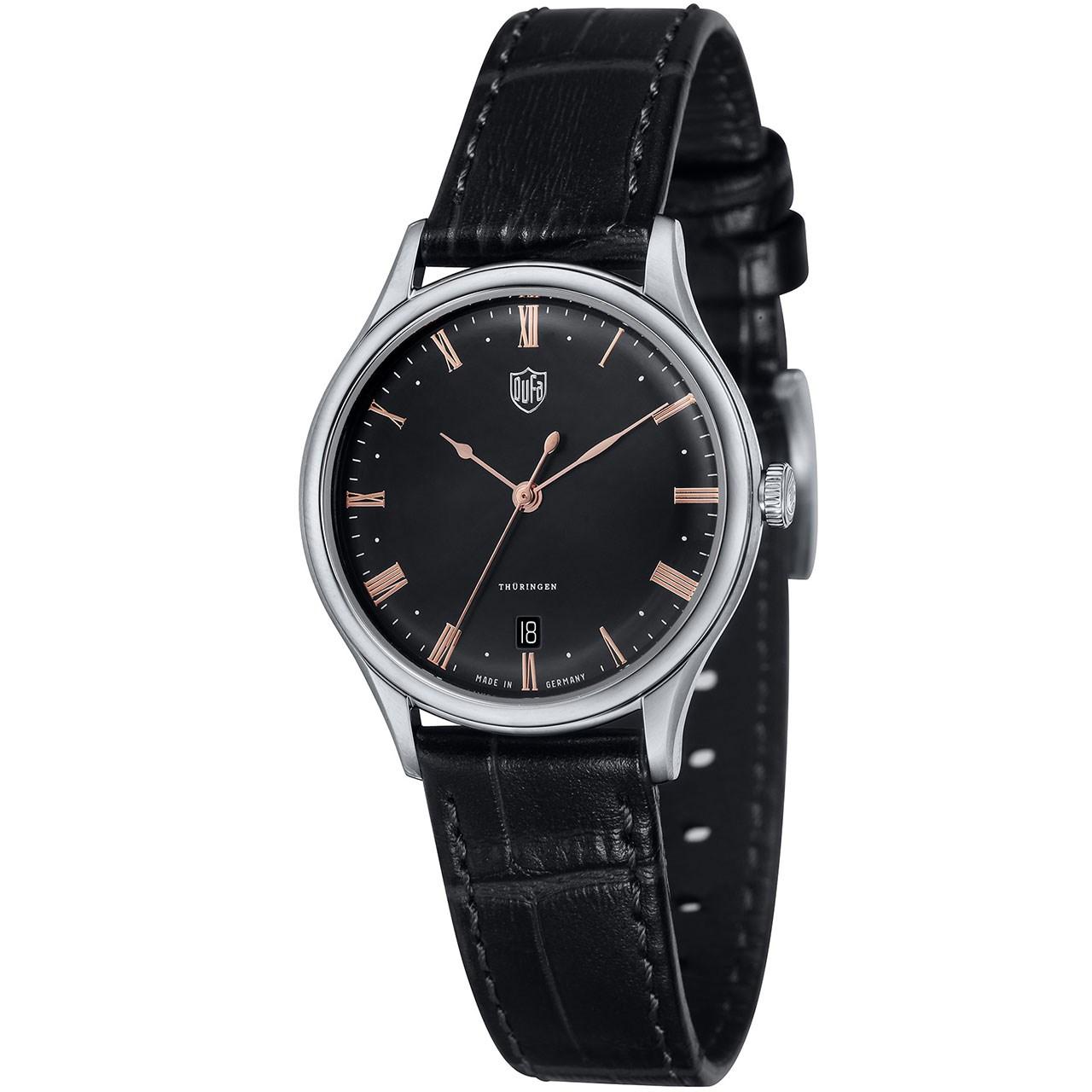 ساعت مچی عقربه ای زنانه دوفا مدل DF-7006-01