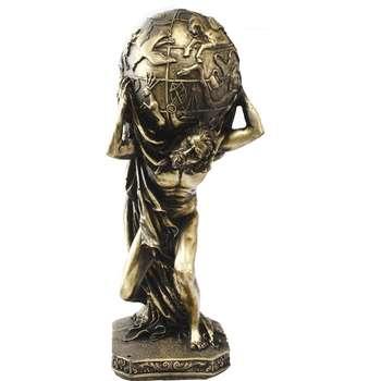 مجسمه آدم کره به دوش کد 020020051