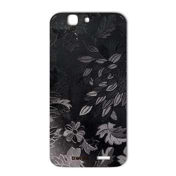 برچسب پوششی ماهوت مدل Wild-flower Texture مناسب برای گوشی  Huawei Ascend G7