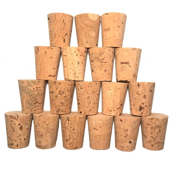 درب بطری چوب پنبه مدل 15-20 - بسته 20  عددی