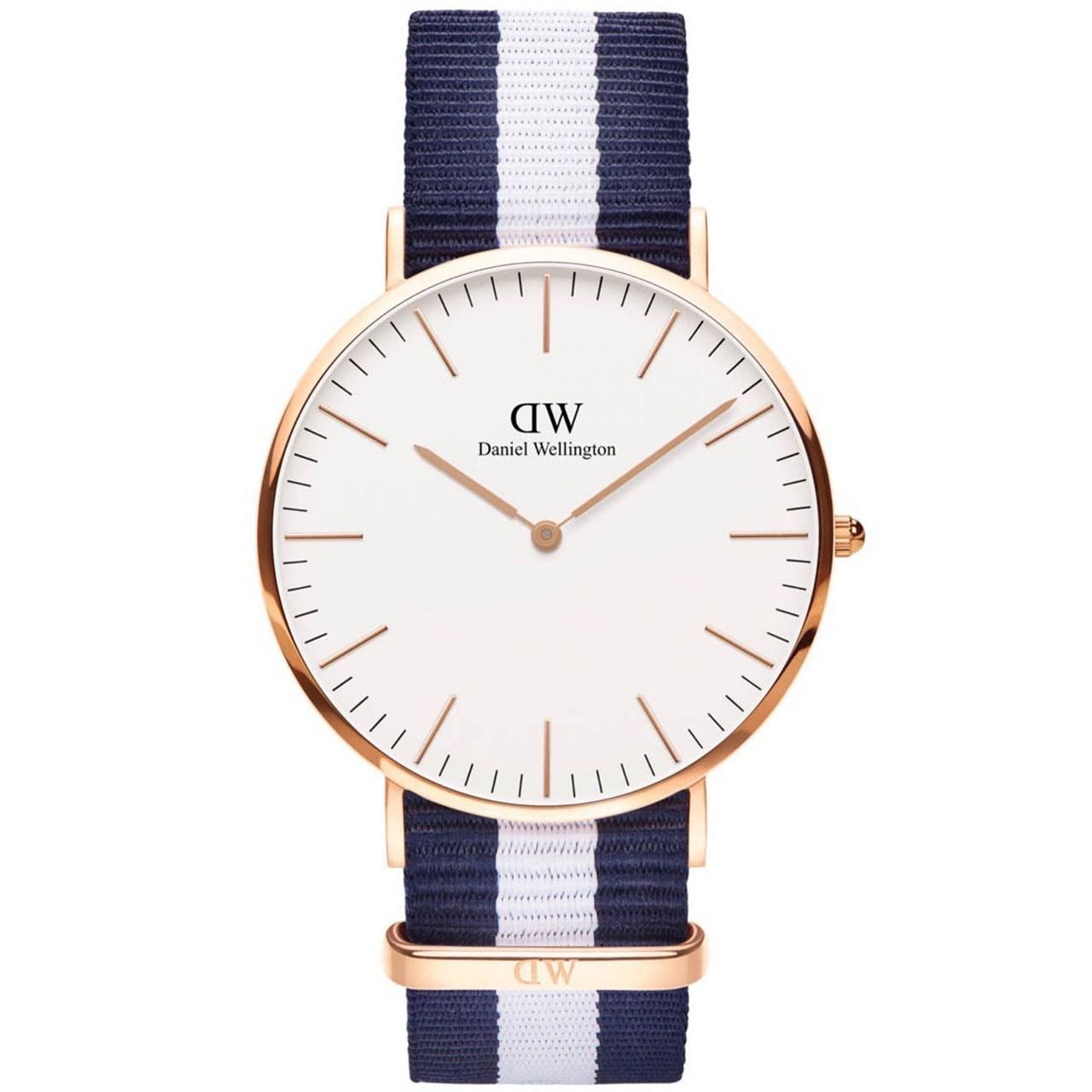 ساعت مچی عقربه ای مردانه دنیل ولینگتون مدل DW00100004              خرید (⭐️⭐️⭐️)