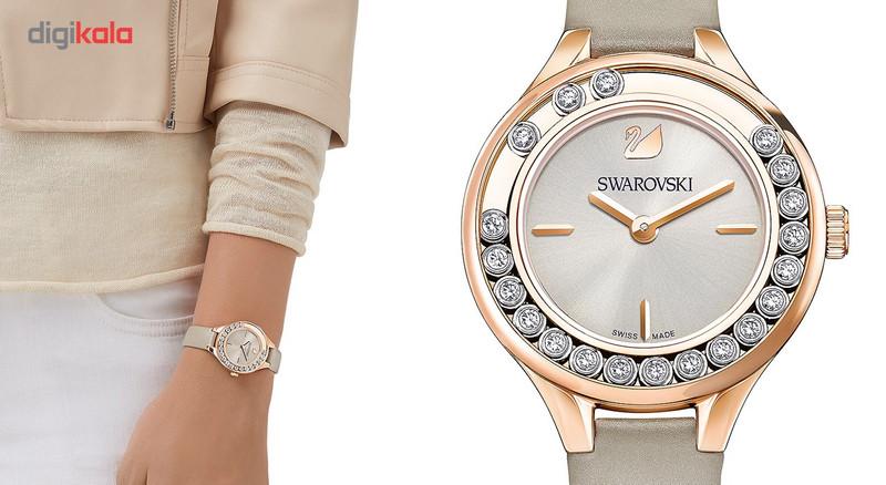 ساعت مچی عقربه ای زنانه سواروسکی مدل 5261481