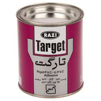 چسب رازی مدل Target وزن 250 گرم