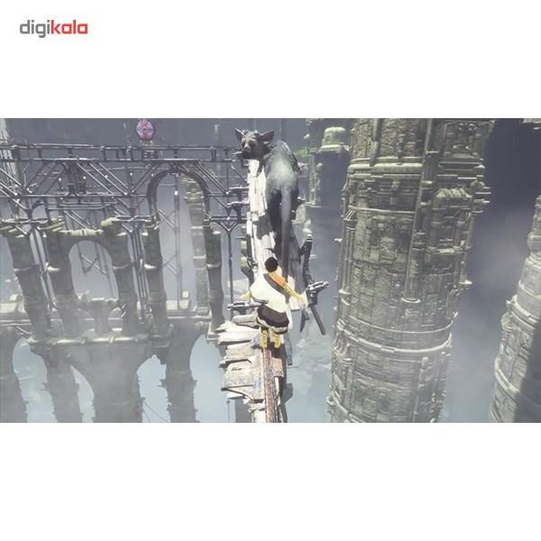 بازی The Last Guardian مخصوص PS4