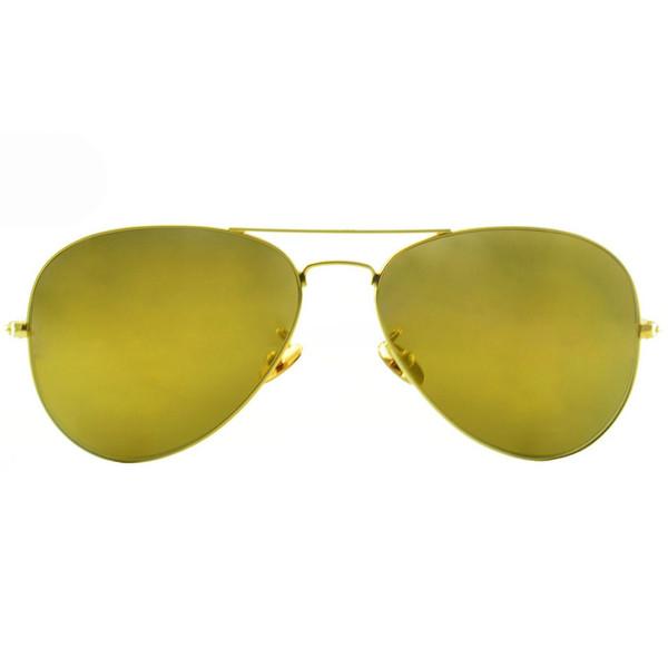 عینک آفتابی Nik03 سری Gold مدل Nk1114 Rgp