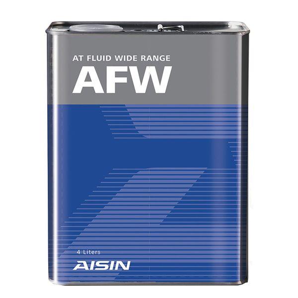 روغن گیربکس خودرو آیسین مدلAFW ظرفیت 4 لیتر